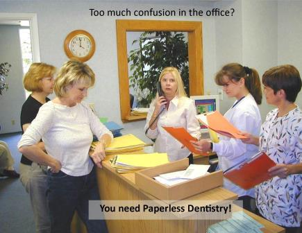 paperless dentistry